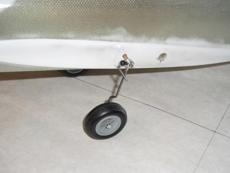 Retract Landing Gear Assembly : Ah body assembly