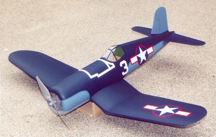 F4U-1A Front           View